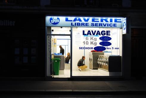 Soirée Laverie rue Montreuil
