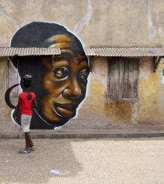 segunda-feira, 12 de novembro de 2012, Tabom arte de rua - Accra/Ghana, Alexandre Keto